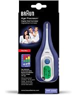 Braun PRT2000 Digital Family Thermometer with Age Precision