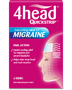 4Head Quickstrips - 4 Strips