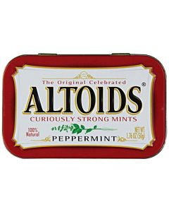Altoids Curiously Strong Peppermints - 50g Tin