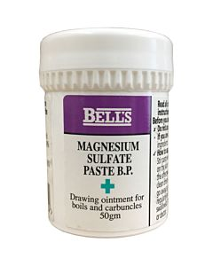Bells Magnesium Sulphate Paste - 50g