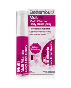 BetterYou Multivitamin Oral Spray - 25ml