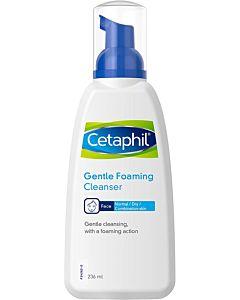 Cetaphil Gentle Foaming Cleanser - 236ml