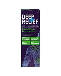 Deep Relief Anti-inflammatory Gel