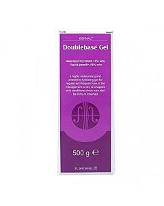Doublebase Moisturising emollient gel for dry skin - 500g