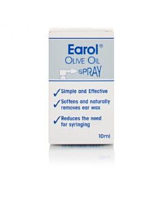 Earol Olive Oil Spray - 10ml