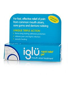 Iglu gel - Clinically Proven Mouth Ulcer Treatment