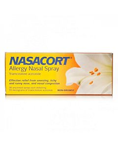 Nasacort Allergy Nasal Spray - 30 Dose