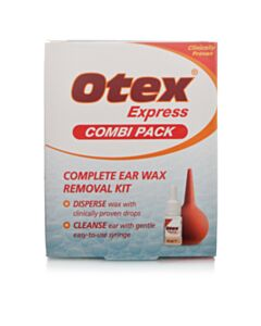 Otex Express Combi Pack - 10ml Drops