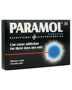 Paramol - 24 Tablets