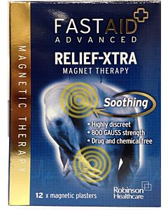Robinson Care Relief-Xtra Magnet Therapy
