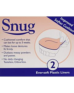 Snug dental cushion