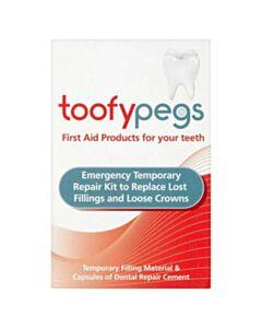 Toofypegs Dental Temporary Repair Kit