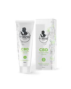 Dr Kent Glucosamine Cream with 550mg CBD - 100ml