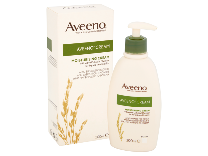 Aveeno Cream with Natural Colloidal Oatmeal - 300ml