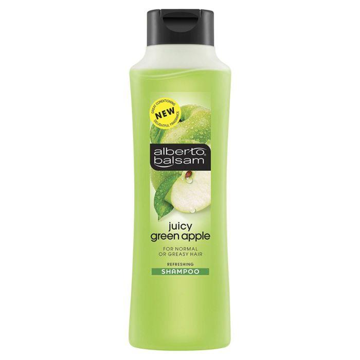 Alberto Balsam Juicy Green Apple Shampoo - 350ml