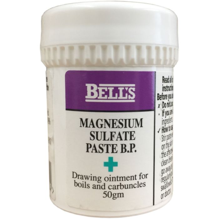 Bells Magnesium Sulphate Paste - 50g