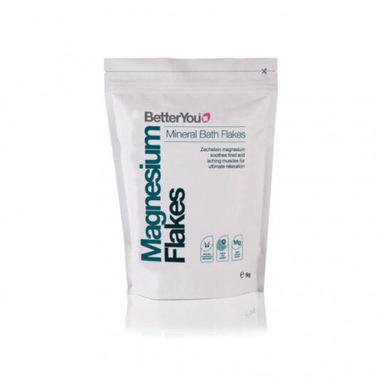 BetterYou Magnesium Bath & Body Soak Flakes - 1kg