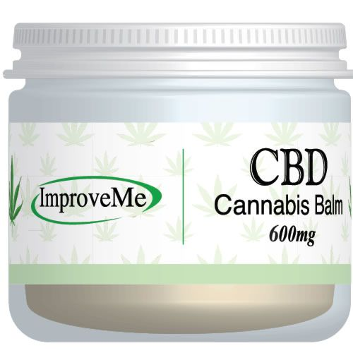 Improve-Me CBD Balm – 600mg – 30ml – Cannabis Balm
