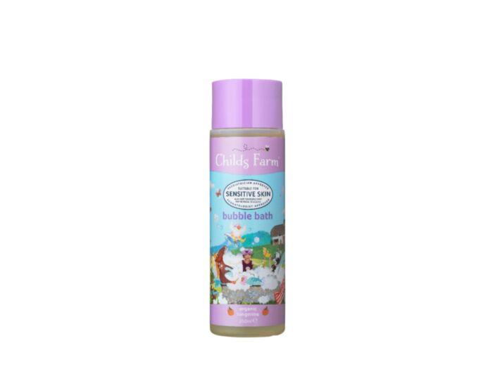 Childs Farm Organic Tangerine Bubble Bath for Sensitive Skin - 250ml