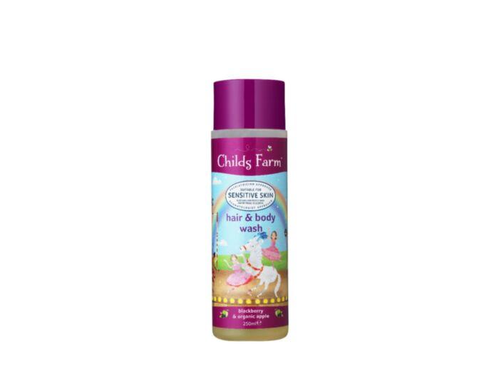 Childs Farm Hair & Body Wash Blackberry & Organic Apple - 250ml