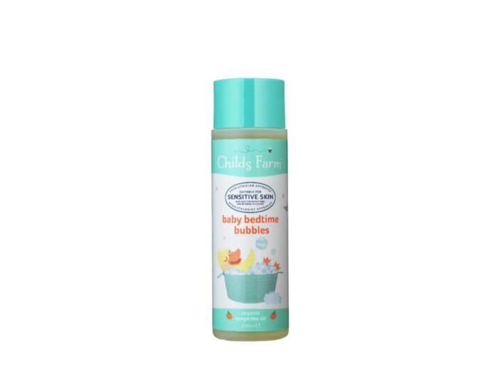 Childs Farm Organic Tangerine Baby Bedtime Bubbles - 250ml