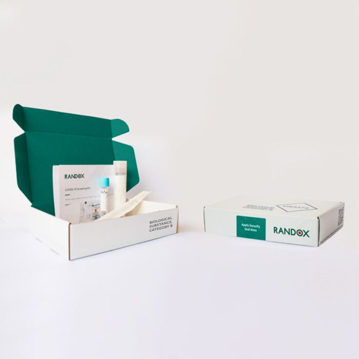 Randox COVID-19 Sample Collection Kit
