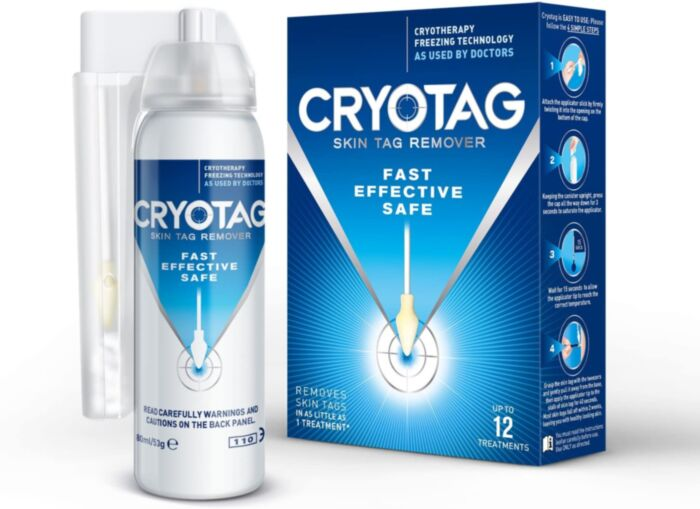 Cryotag Skin Tag Remover - 80ml - Up to 12 treatments
