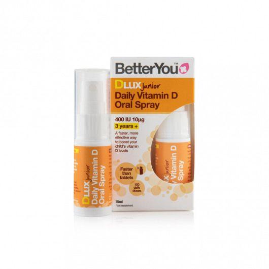 BetterYou Junior Vitamin D Oral Spray