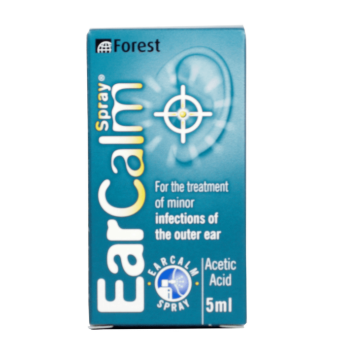 EarCalm Spray for Ear Infections - 5ml