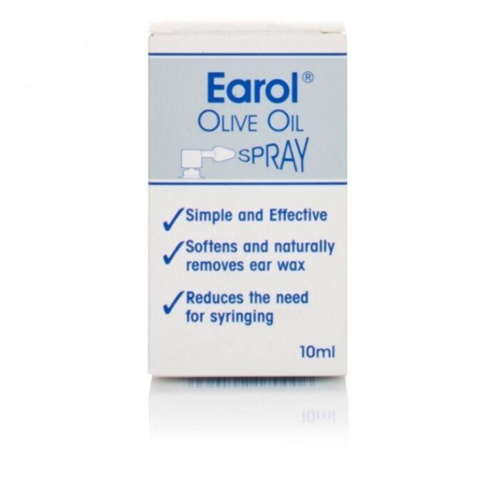 Earol Olive Oil Spray - 10ml