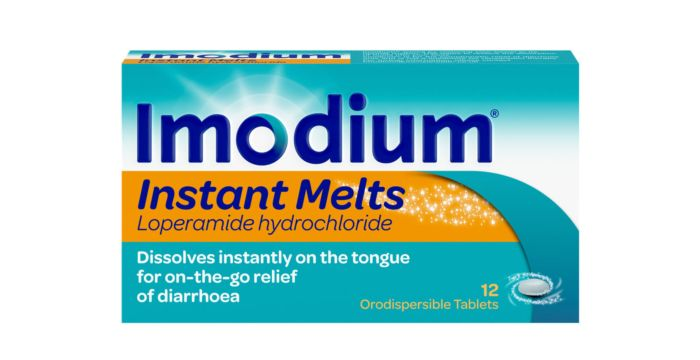 Imodium Instant Melts 12 Pack