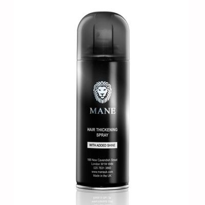 Mane Hair Thickening Spray
