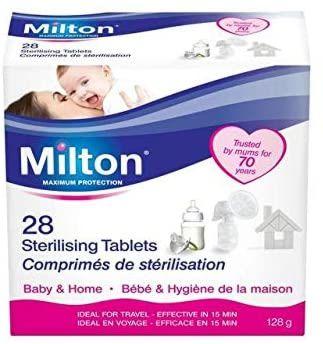 Milton Sterilising Tablets - 28 Pack