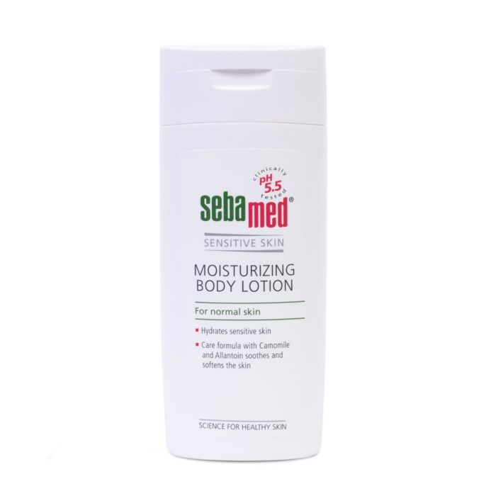 Sebamed moisturizing body lotion - 200ml