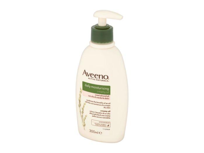 Aveeno Daily Moisturising Creamy Oil - 300ml