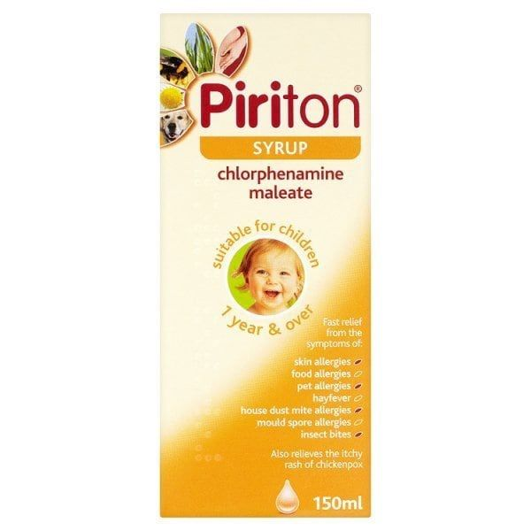 Piriton Syrup – 150ml
