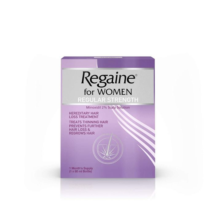 Regaine For Women - Regular Strength - 60ml