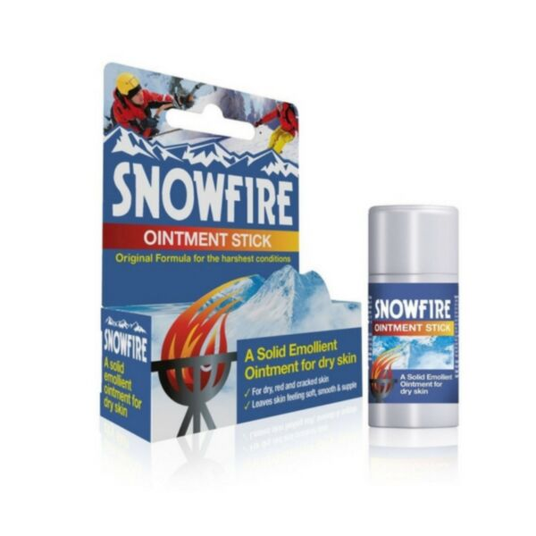 Snowfire Ointment Stick for Dry Skin - 18g