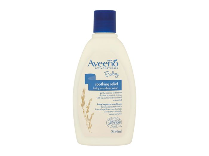 Aveeno Baby Soothing Relief Emollient Wash - 354ml