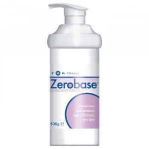 Zerobase Emollient Cream - 500ml